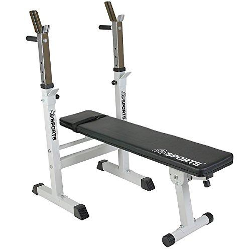 Scsports Collapsible Weight Lifting Bench 10000251 Price Comparison Find The Best Deals On