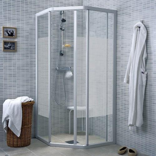 duschvägg 80x90