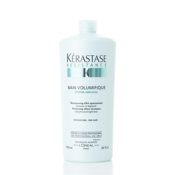 kerastase resistance bain volumifique shampoo 1000ml price. Black Bedroom Furniture Sets. Home Design Ideas