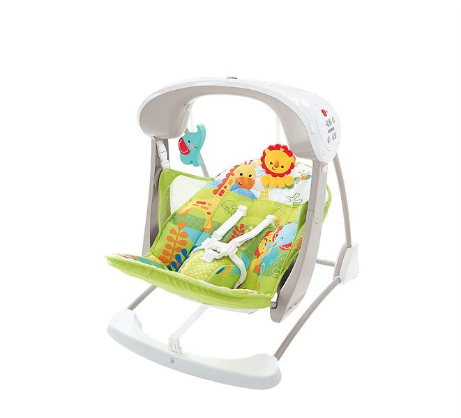 Fisher Price Rainforest Friends Take Along Swing Price