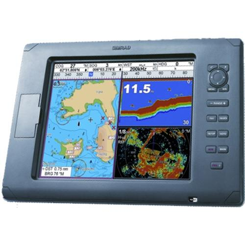 Simrad nx40 fish finder marine gps lowest price for Simrad fish finder