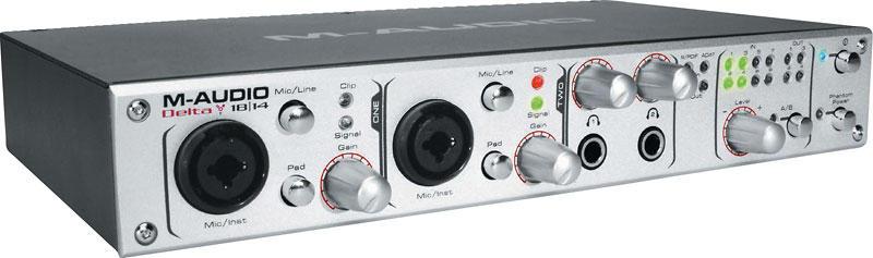 Fire Wire Soundcard : m audio firewire 1814 external sound card lowest price test and reviews ~ Hamham.info Haus und Dekorationen