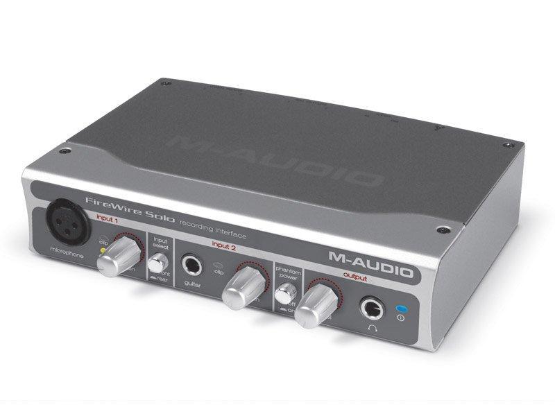 Fire Wire Soundcard : m audio firewire solo external sound card lowest price test and reviews ~ Hamham.info Haus und Dekorationen