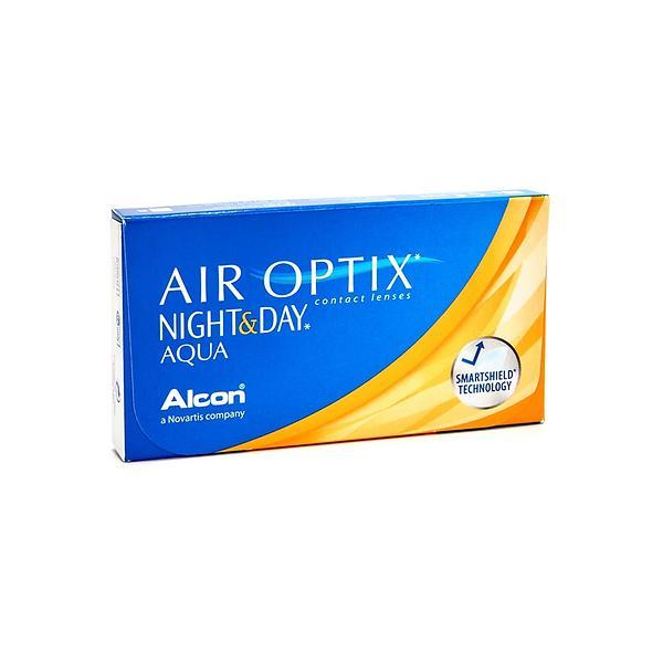 ciba vision air optix night day aqua 6 pack price. Black Bedroom Furniture Sets. Home Design Ideas