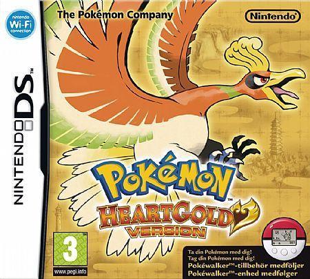 Pokémon HeartGold Version price comparison - Find the best ...
