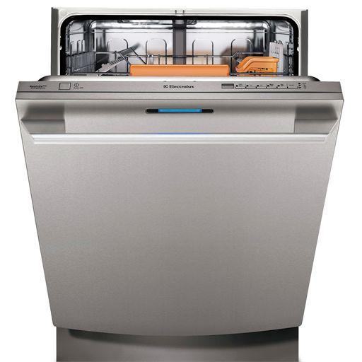 electrolux esf66814xr stainless steel dishwasher. Black Bedroom Furniture Sets. Home Design Ideas