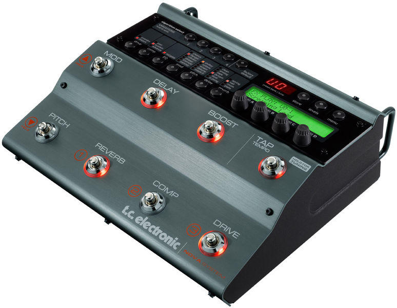 Review Of Tc Electronic Nova System User Ratings