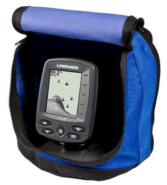 Lowrance x 4 portable fish finder marine gps lowest for Portable fish finder reviews