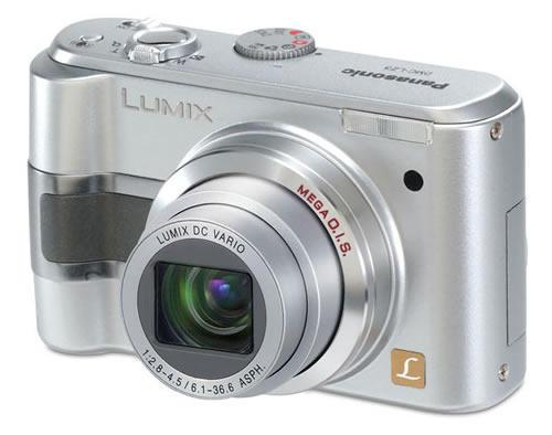 Panasonic DMC-LZReview: Full Review - Imaging Resource