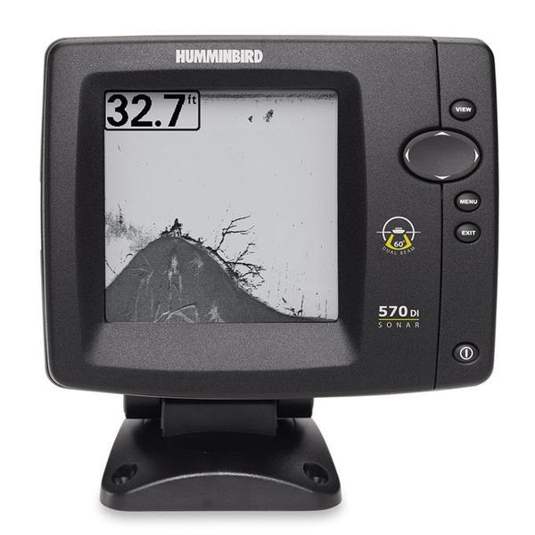 Humminbird Fishfinder 570x Di Price Comparison Find The