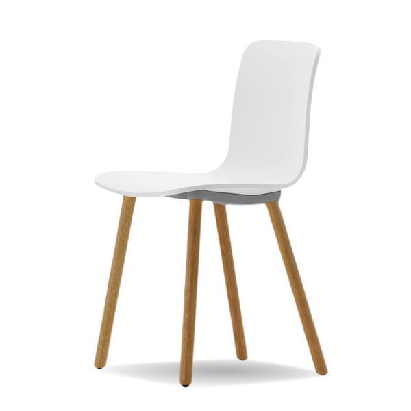 bilder av vitra hal wood stol. Black Bedroom Furniture Sets. Home Design Ideas